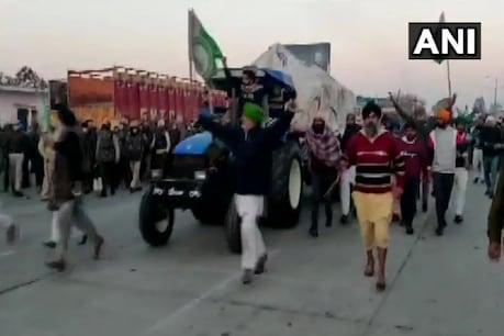 दिल्ली में स्टेडियम को अस्थाई जेल बनाने की तैयारी चल रही है.