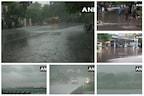 तबाही की तस्वीरें: खतरनाक होता जा रहा 'निवार', तेज बारिश के बाद भूस्खलन की भी आशंका
