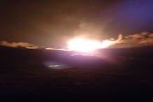 रीवा : 10 घंटे तक हवा में उछल कर फटते रहे सिलेंडर, 100 पेड़ जले