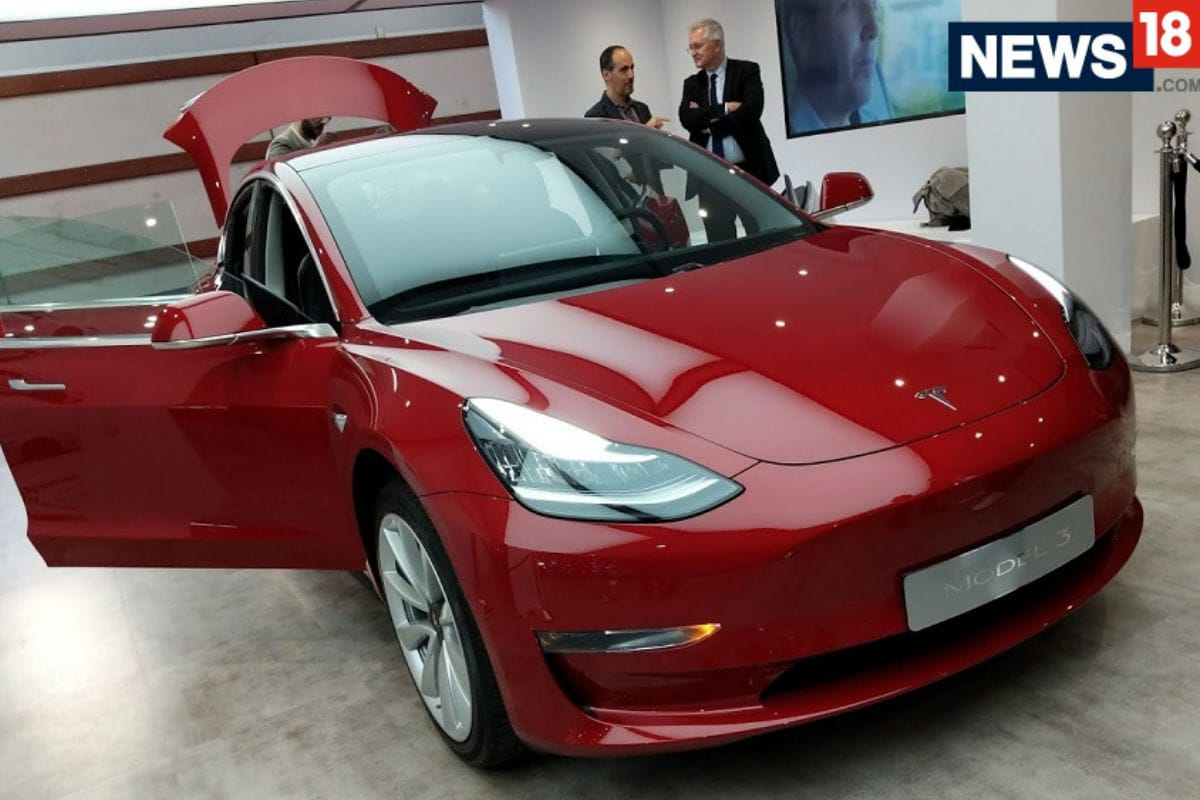 Tesla to launch Model 3 EV car in India in 2021, booking ...