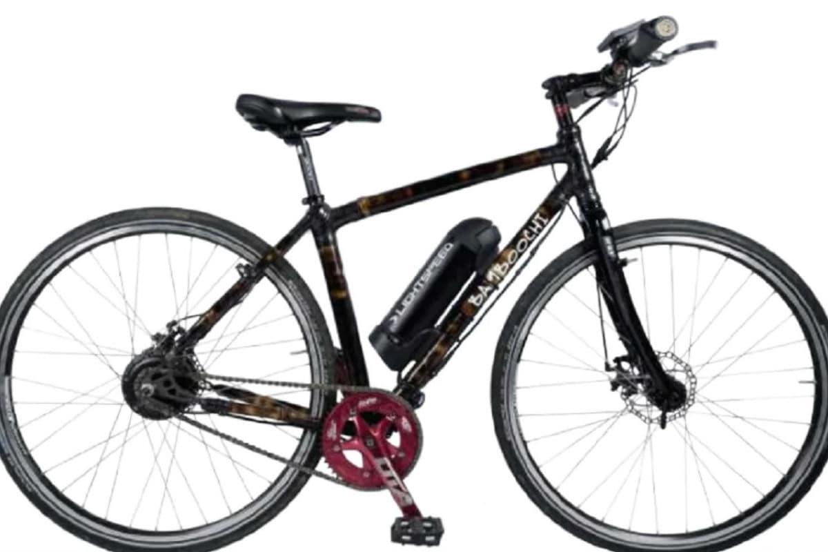 बांस और कार्बन फाइबर से बनी ये ई-साइकिल है, इसके बारे में जानकर आप भी दंग होंगे- News18 हिंदी