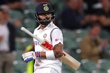 Ind vs Aus: कोहली के लिए सूखा रहा यह साल, इंटरनेशनल क्रिकेट में नहीं लगा पाए एक भी शतक