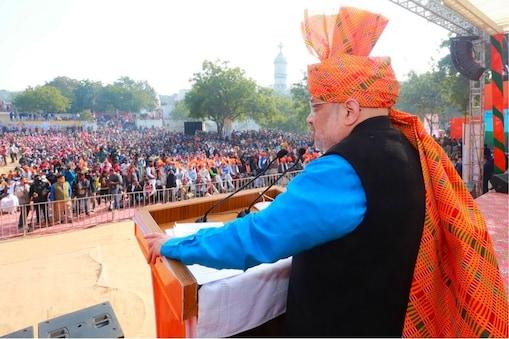 गृह मंत्री अमित शाह ने किसानों को दिया भरोसा. (तस्वीर-Amit Shah Twitter)