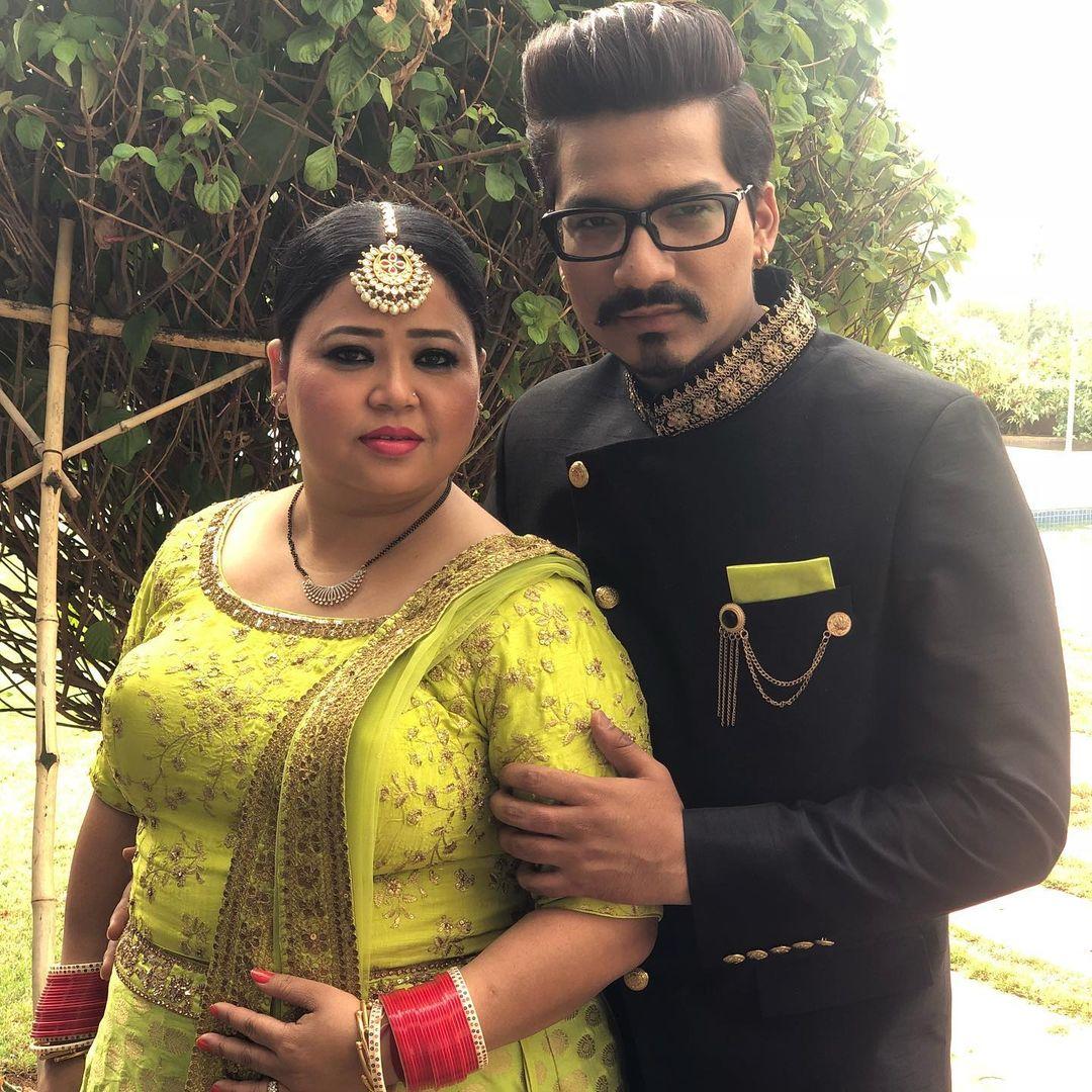 Bharti Singh, Haarsh Limbachiyaa, Bharti Singh 3 year Wedding Anniversary, social media, viral news, tv, news 18 hindi