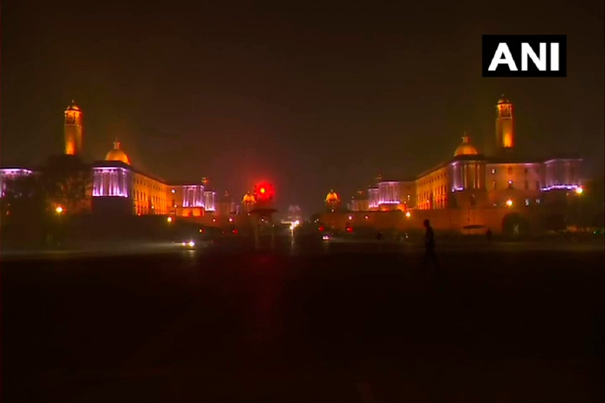 New year celebrations fade due to night curfew, people are celebrating at home