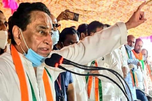 किसानों के आंदोलन (Kisan Andolan) को लेकर पूर्व CM कमलनाथ ने केंद्र सरकार पर बड़ा हमला बोला है.. (फाइल फोटो)