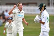 NZ vs PAK: पाकिस्तान 239 रन पर आउट, फॉलोऑन बचाया