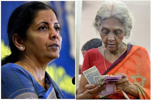 वित्त मंत्री निर्मला सीतारमण बजट 2021 में बुजुर्गों को बड़ी राहत दे सकती हैं.