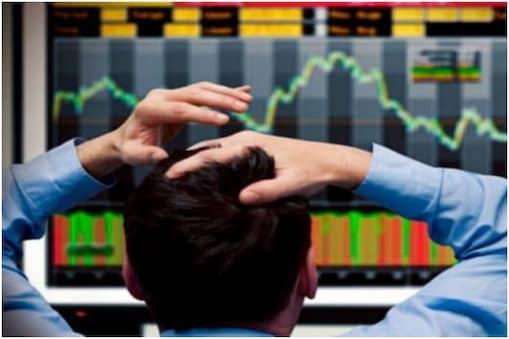 शेयर बाजारों में गिरावट