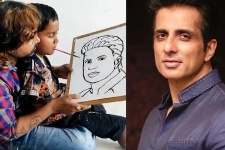 सोनू सूद ने बच्चे का वीडियो इंस्टाग्राम पर शेयर किया है.