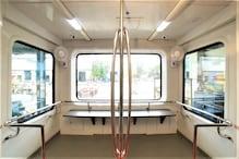 180 किमी रफ्तार से चलने वाली इस ट्रेन में है बेहद शानदार सुविधाएं, देखें तस्वीरें