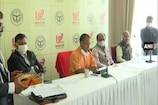 CM योगी की उद्यमियों से मुलाकात, फिल्मसिटी और निवेश पर मांगा सहयोग