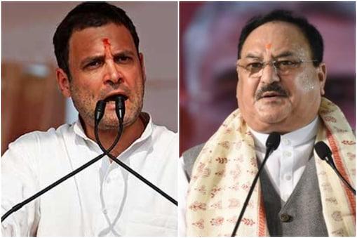 कृषि कानूनों को लेकर जेपी नड्डा ने राहुल गांधी पर साधा निशाना.