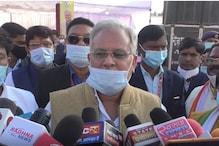 CM बघेल का बीजेपी पर तंज- गौमाता की जय के जुमले गढ़ने वाले नहीं करते उनकी सेवा