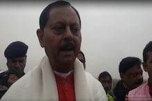 पेट्रोल पंप मालिक की हत्या से भड़के BJP सांसद, रोहसात SP को कहा 'निकम्मा'