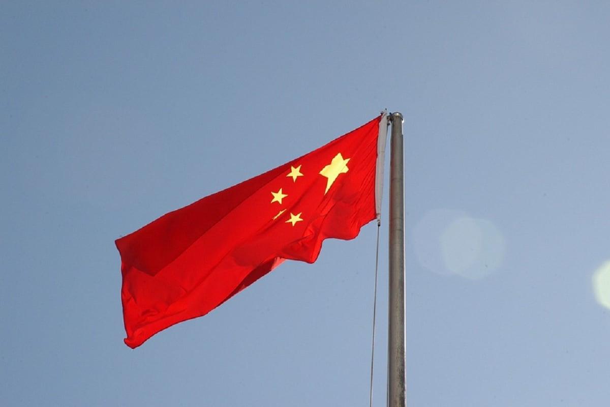 Space, China, Moon, Lunar Soil, China flag, Chang'e-5, Chang'e-5 Mission, earth,
