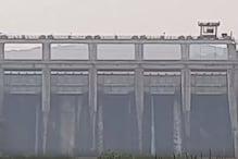 झालावाड़: भीमसागर बांध का माइनर ओवरफ्लो होने से 148 एकड़ खेत हुए जलमग्न