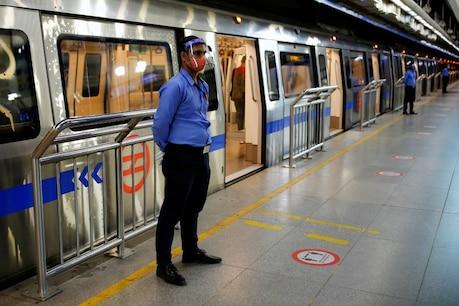 28 दिसंबर से बदल जाएगा दिल्ली मेट्रो की मजेंटा लाइन पर परिचालन का तरीका.(सांकेतिक तस्वीर)