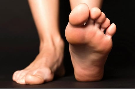 Do not ignore foot changes, may cause illness