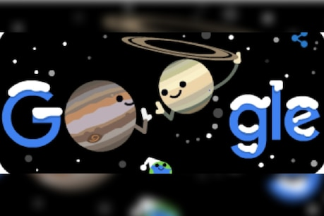 Google Doodle celebrates Winter Solstice 2020 and the Great Conjunction; Here's what you need to know