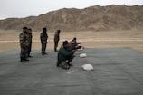 सेना की 400 करोड़ रुपये की फायरिंग रेंज की जमीन पर भूमाफियाओं का कब्जा