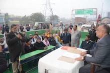 पटना: जाप पार्टी ने लगाई किसान अदालत, पप्पू यादव ने किसानों का रखा पक्ष