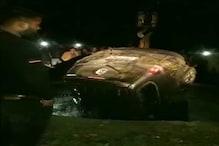 महोबा: कुएं में गिरी बारातियों से भरी बोलेरो कार, 6 की मौत, 3 घायल