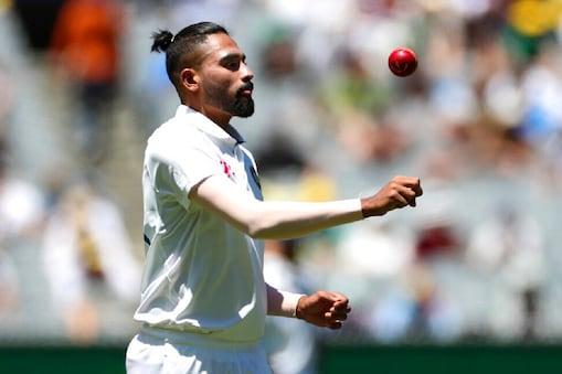 मोहम्मद सिराज सिडनी टेस्ट शुरू होने से पहले क्यों हुए भावुक, खुद बताई वजह (साभार एपी)