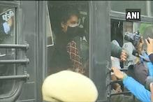 नहीं मिली मार्च की इजाजत, राहुल ने मिलाया फोन, हिरासत में थीं प्रियंका गांधी