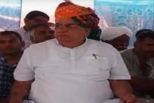 पूर्व सांसद कर्नल सोनाराम चौधरी का BJP नेता को गाली देने वाला ऑडियो वायरल