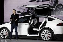 Tesla Model X 90D मुंबई की सड़क पर दिखी, जानिए किसने खरीदी है ये कार