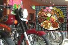 Bullet Thali: 60 मिनट में खत्म करें पूरा खाना और जीतें Royal Enfield Bike