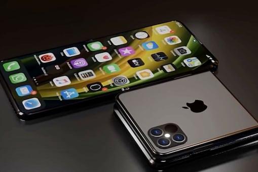 एप्पल ने फोल्डेबल आईफोन का प्रोटो टाइप तैयार किया.