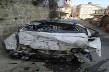 शिमला: संकटमोचन के समीप कार हादसे में पति-पत्नी की मौत