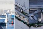 जापान में बर्फीले तूफान का कहर, हाइवे पर एक-दूसरे से टकराईं 130 से ज्यादा गाड़ियां