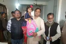 प्रियंका गांधी ने आजमगढ़ की अपनी 'ब्रेव गर्ल' अनाबिया को भेजा कैलेंडर