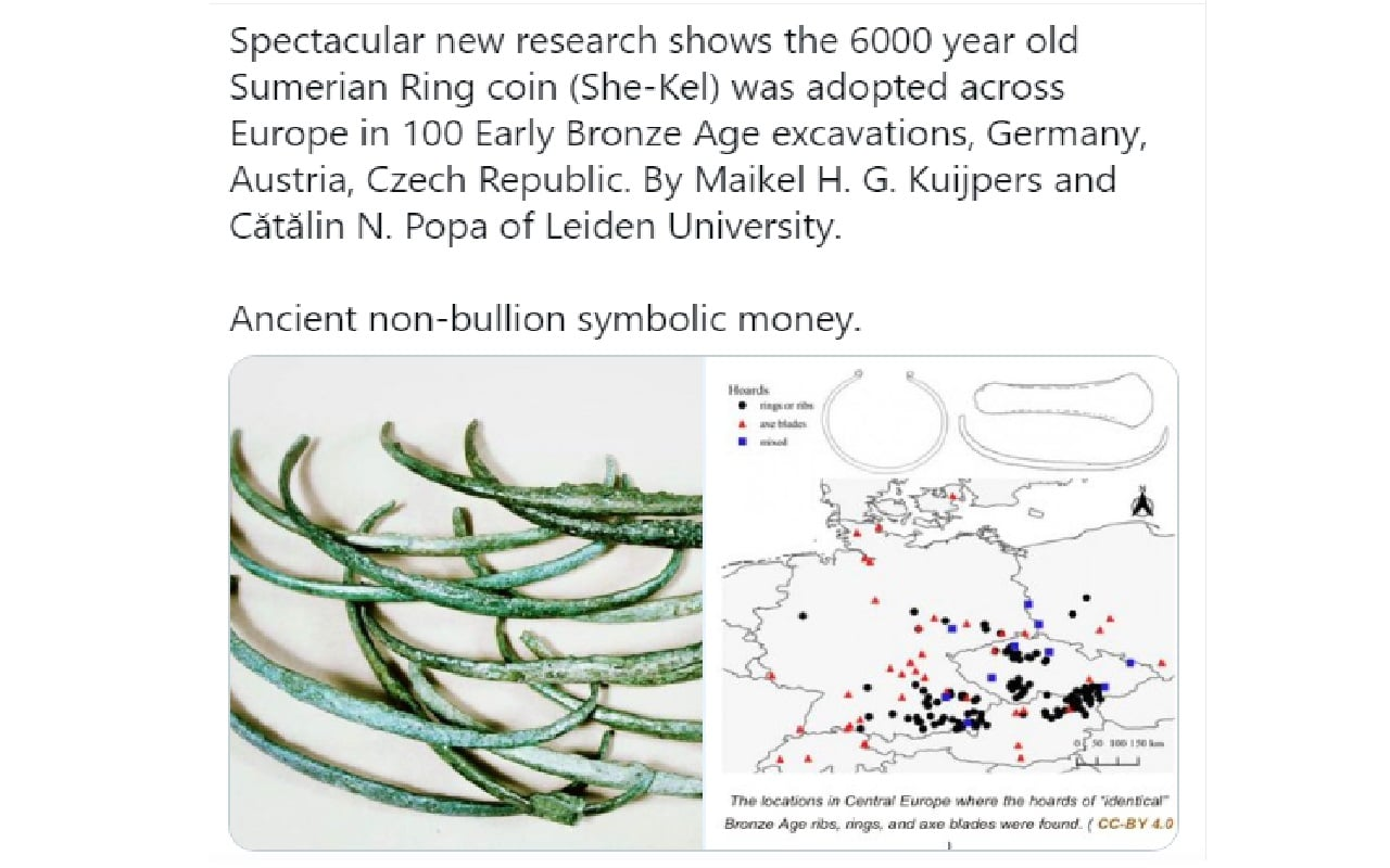 , History, Bronze Age, Europe, Central Europe, Currency, Standard currency, rings, ribs, axe blade