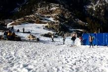 हिमाचल में अगले 2 दिन पहाड़ पर बर्फबारी, मैदान में तूफान के आसार