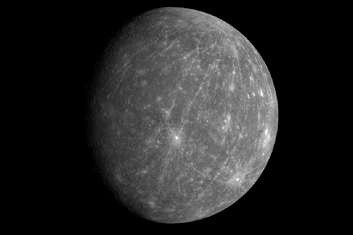 Mercury Planet, Mercury, Solar system, Tail, Long Tail, Comet, Solar Radiation, Solar Wind, Sodium,