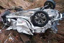 मंत्री के काफिले की SUV ऑटो पार्ट्स की दुकान में घुसी, मैकेनिक की मौत