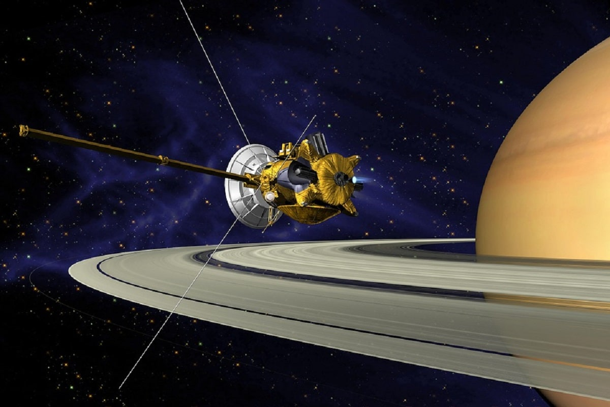 NASA, Cassini Mission, Saturn, Moon, Titan, Kraken Mare, Solar System, Largest sea of Titan,