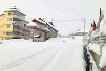 हिमाचल में मौसम: मैदानों में झमाझम बारिश, लाहौल में ढाई फुट बर्फ गिरी