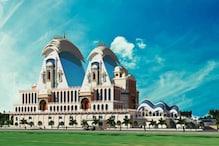 जयपुर में बन रहा राजस्थान का सबसेऊंचा कृष्ण-बलराम मंदिर, 200 फीट होगी ऊंचाई