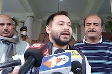 नेता प्रतिपक्ष तेजस्वी यादव ने कहा - एनडीए की सरकार बिहार के लिए अभिशाप है