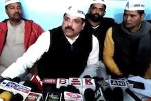 यूपी में सरकारी अस्पतालों की हकीकत जानने वालों को भेजा जाता है जेल- संजय सिंह