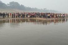 मिर्जापुर में नाव पलटने से 12 से अधिक लापता, सीएम योगी ने दिए निर्देश