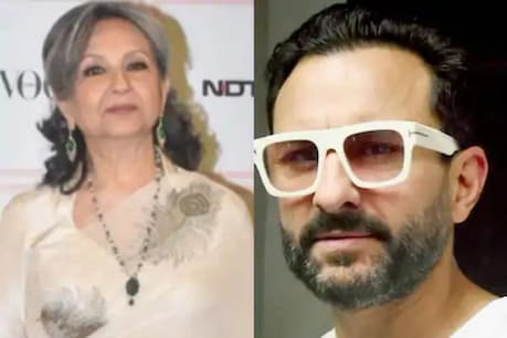 After the controversy, Sharmila Tagore has explained enough to Saif.