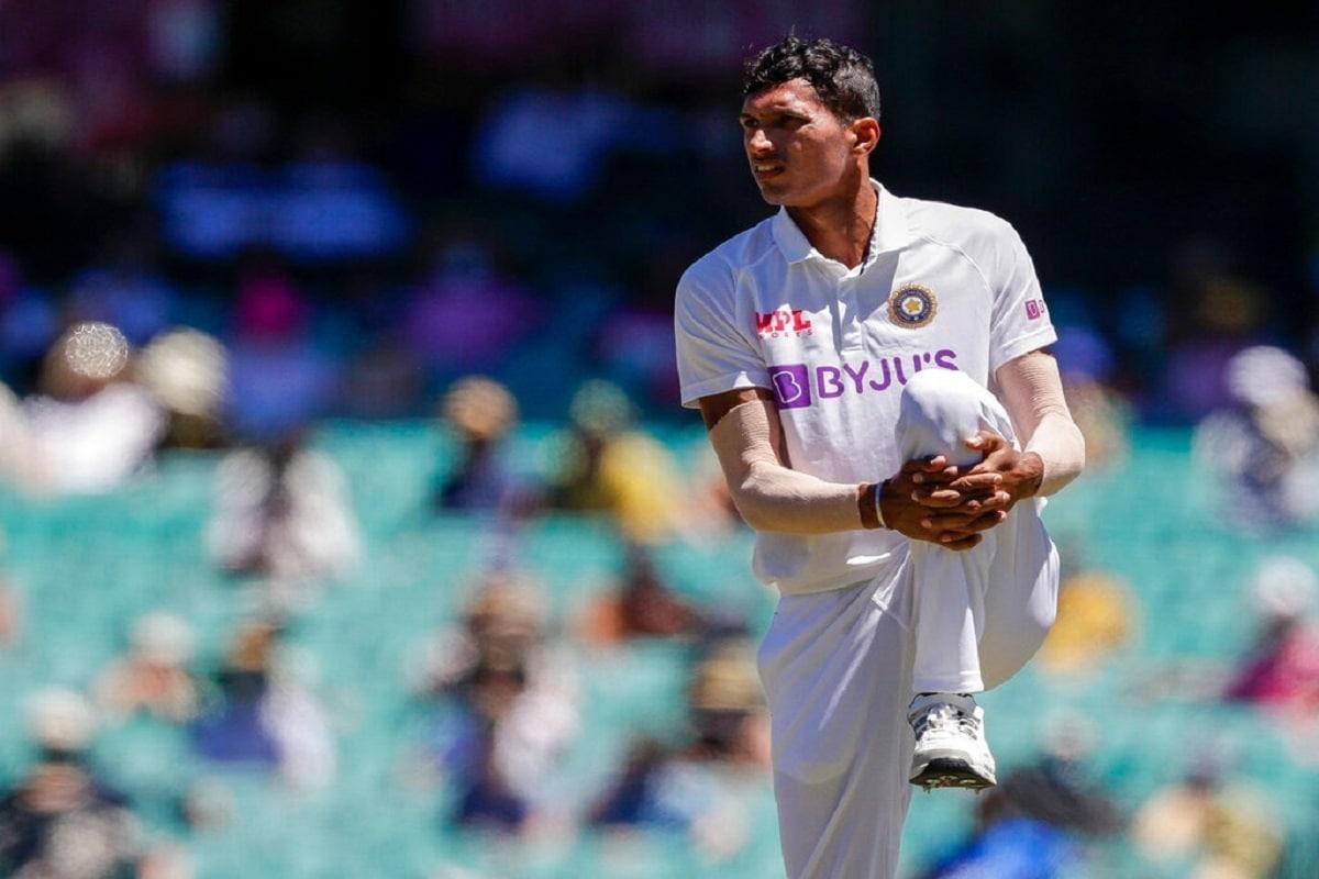 IND VS AUS: india vs australia navdeep saini taken to hospital after groin injury