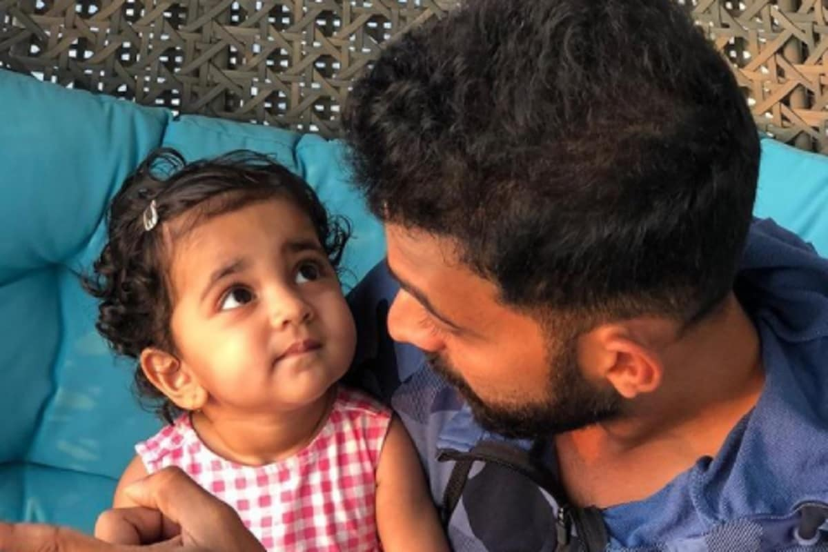india vs australia, india vs australia 2020, ajinkya rahane, ajinkya rahane daughter, cricket