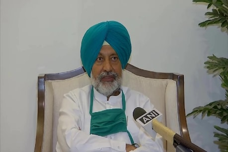 Punjab Health Minister Announces says Will not take corona vaccine money  from any needy